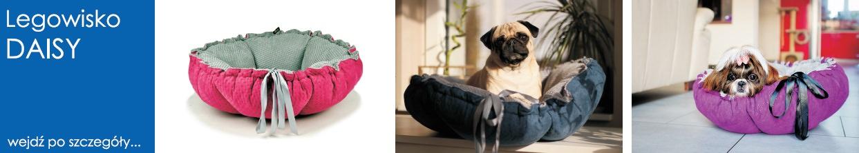 legowisko dla psa i kota daisy lauren design