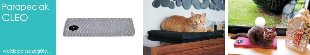 legowisko parapeciak dla psa i kota cleo lauren design