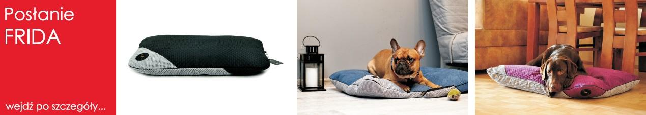 legowisko posłanie poducha dla psa i kota frida lauren design