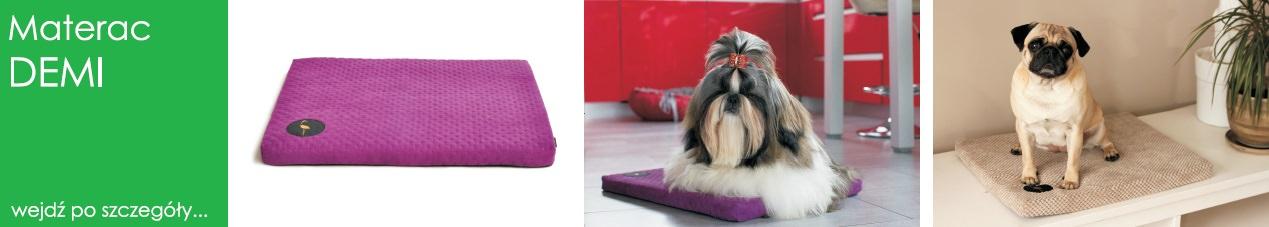 materac mata dla psa i kota demi lauren design