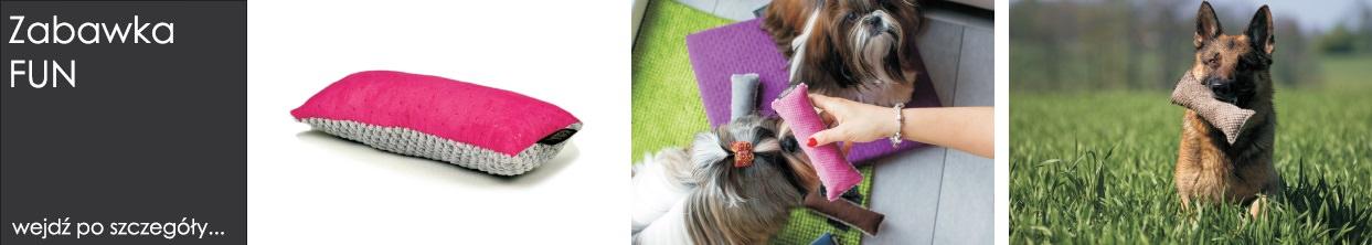 zabawka gryzak dla psa i kota fun lauren design