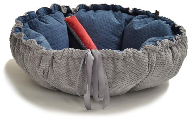 legowisko poducha dla psa kota lauren design wytrzymałe piękne 2