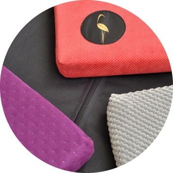 lauren design dog cat bed mat luxury washable (1