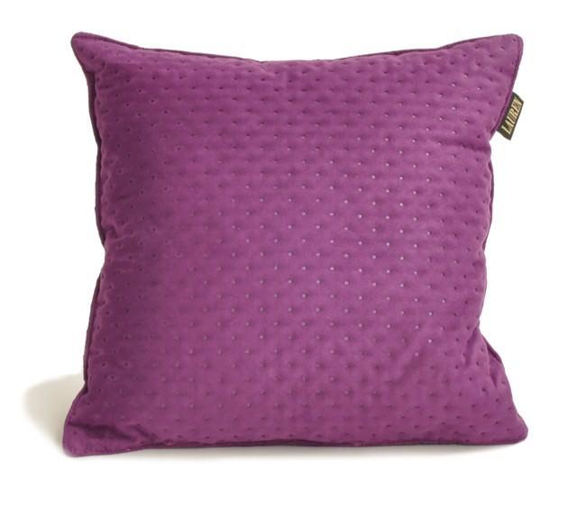 Poduszka fiolet LAUREN design