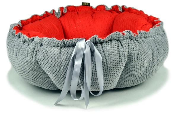 lauren design bed for dog cat durable 5