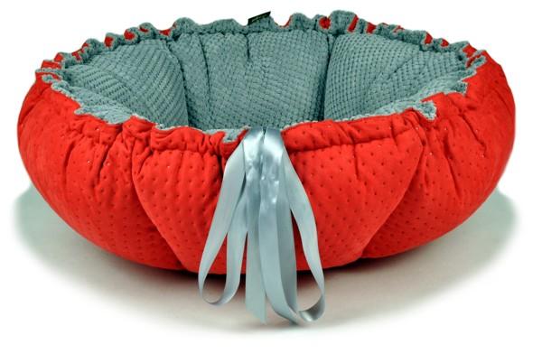 lauren design bed for dog cat durable 4