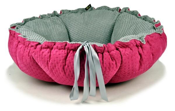 lauren design bed for dog cat durable 1