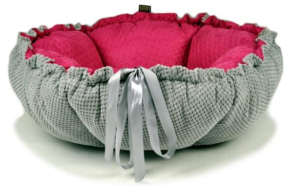 lauren design bed for dog cat durable 3