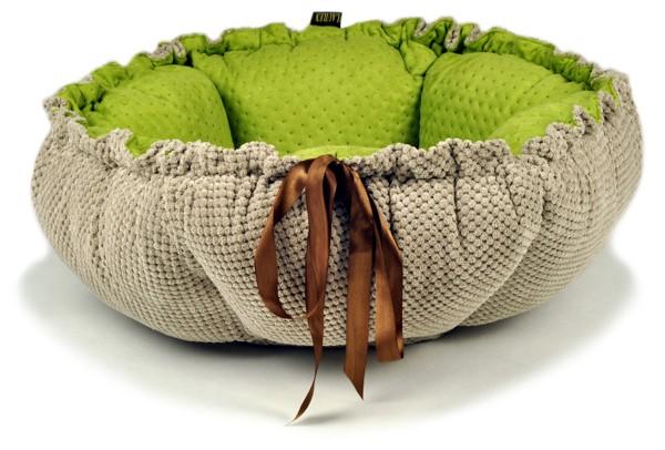 lauren design bed for dog cat durable 7