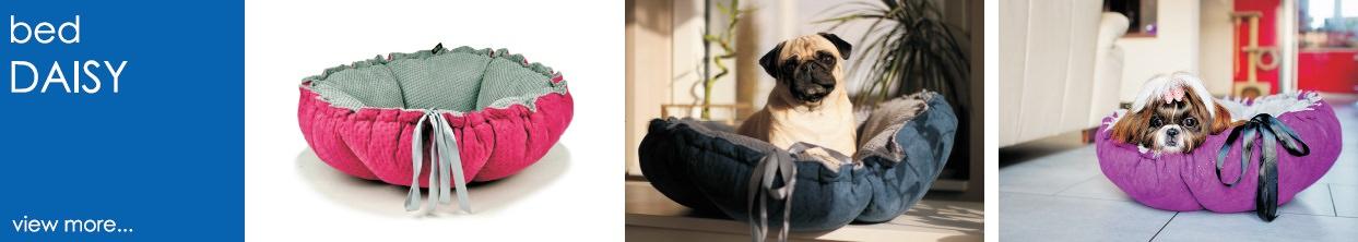 lauren design bed for dog cat daisy