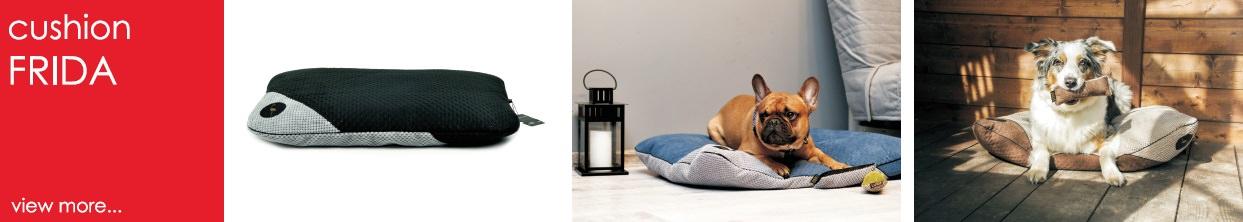 lauren design cushion for dog and cat bed pilow frida