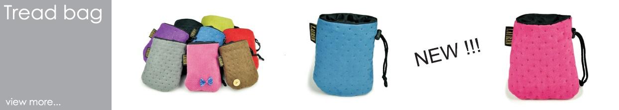 lauren design tread bag for dog