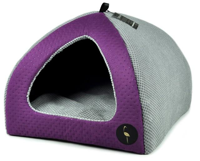 budka domek dla psa kota bella luksusowa piękna lauren design legowisko 2