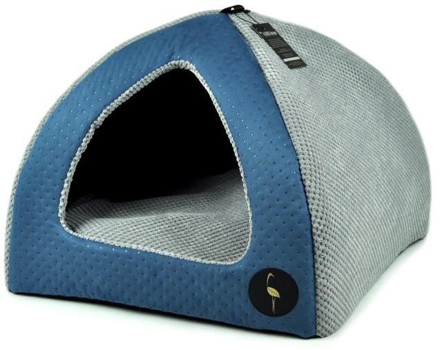 budka domek dla psa kota bella luksusowa piękna lauren design legowisko 9
