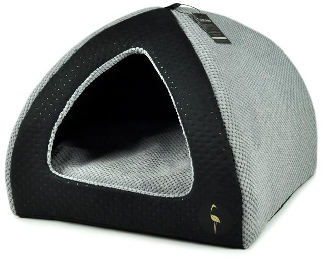 luxury bed for dog and cat bella lauren design (2)