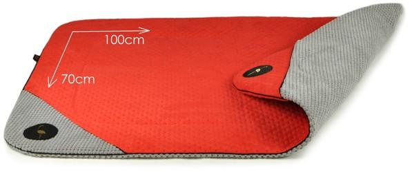 blanket for dog cat bed lauren design dante (100