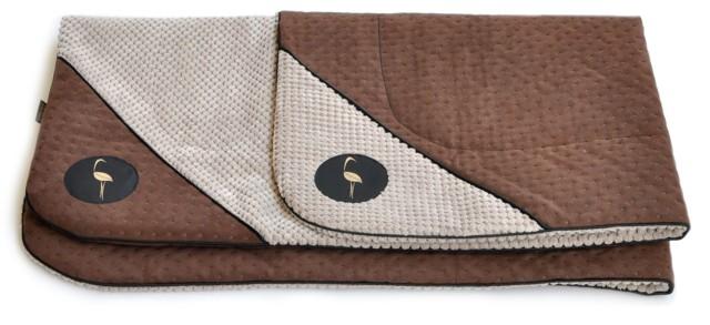 luxury blanket for dog cat bed lauren design dante (2)