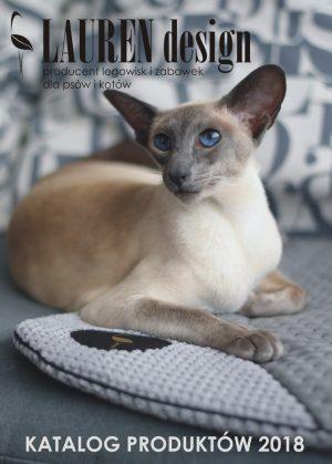 katalog lauren design producent legowisk  zabawek dla psów i kotów